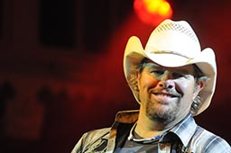 Toby Keith, 2011