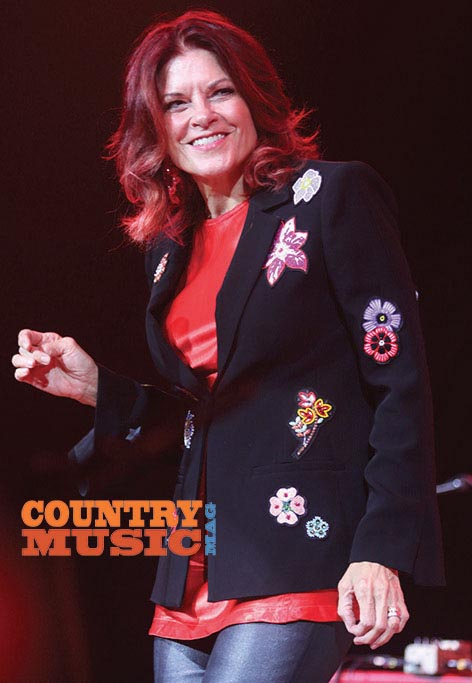 Rosanne Cash at Country Night Gstaad 2019