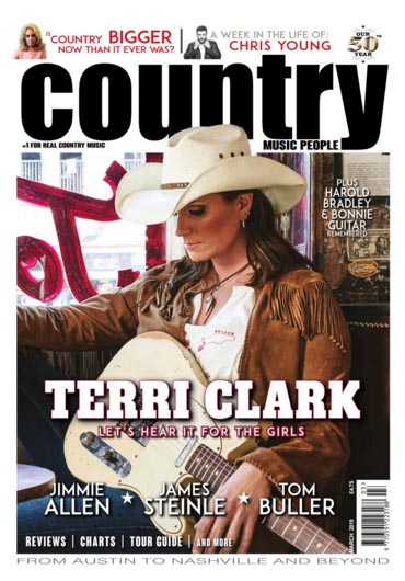 Country music People Magazine, UK