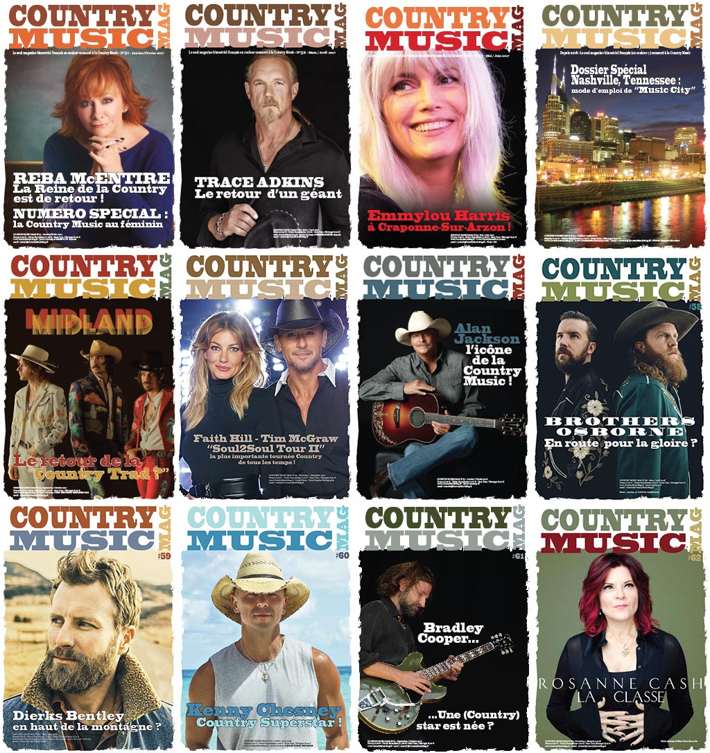 Country Music Magazine, France