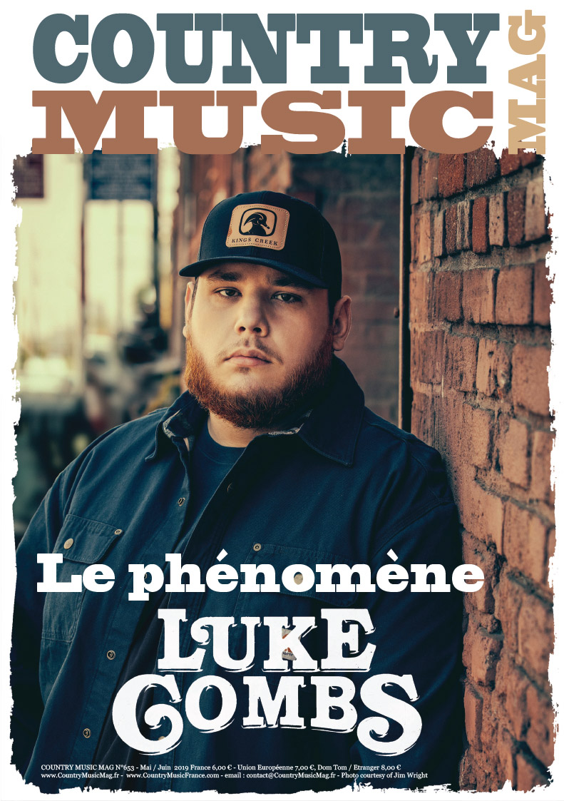 Country Music lMag, France issue 65